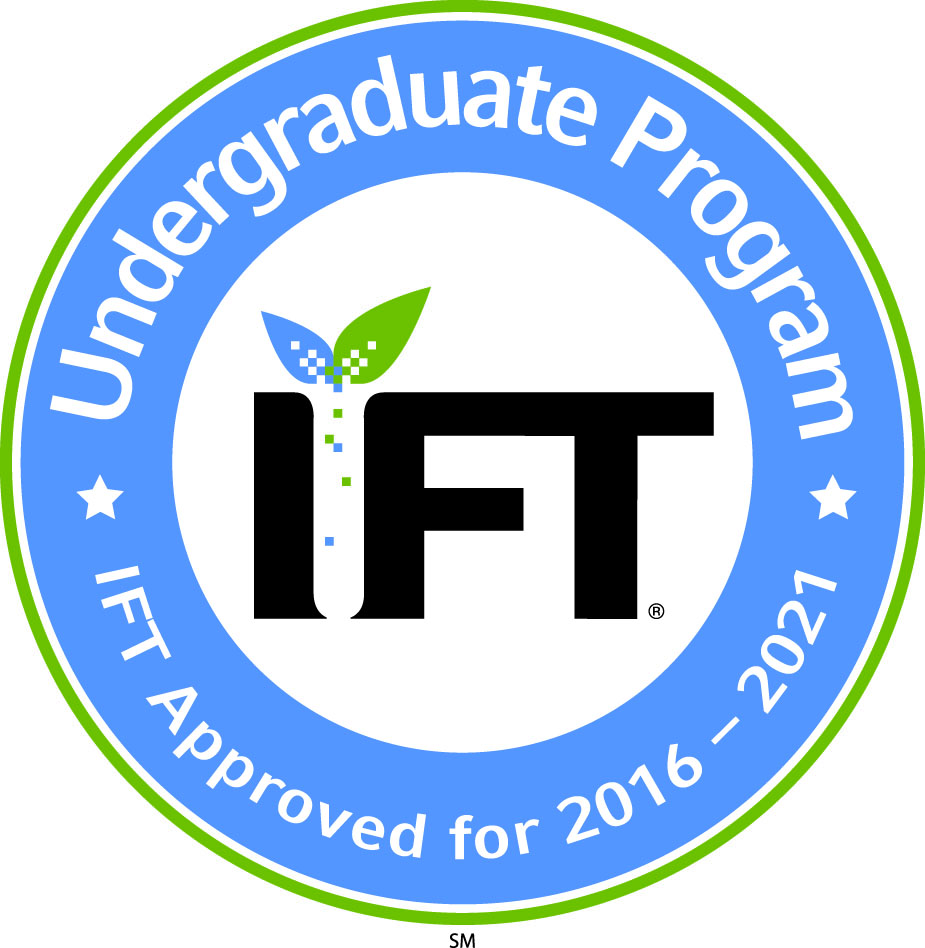 Ohio State is an IFT approved program