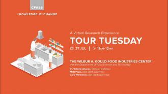 Tour Tuesday: Wilbur A. Gould Food Industries Center